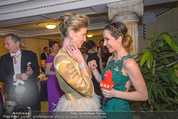 Opernball - Das Fest - Staatsoper - Do 04.02.2016 - Desiree TREICHL-ST�RGKH, Kati BELLOWITSCH71