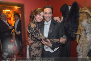 Opernball - Das Fest - Staatsoper - Do 04.02.2016 - Brooke SHIELDS, Anthony DELON91