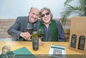 Jose Feleciano Weinpräsentation - Mariazellerhof - Mo 08.02.2016 - Jose FELICIANO, Niki NEUNTEUFEL1