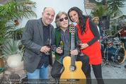 Jose Feleciano Weinpräsentation - Mariazellerhof - Mo 08.02.2016 - Jose FELICIANO, Niki NEUNTEUFEL, Sonja KLIMA15