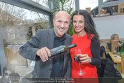 Jose Feleciano Weinpräsentation - Mariazellerhof - Mo 08.02.2016 - Niki NEUNTEUFEL, Sonja KLIMA17