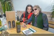 Jose Feleciano Weinpräsentation - Mariazellerhof - Mo 08.02.2016 - Jose FELICIANO, Sonja KLIMA2