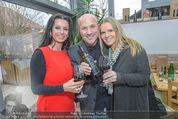 Jose Feleciano Weinpräsentation - Mariazellerhof - Mo 08.02.2016 - Niki und Brigitte NEUNTEUFEL, Sonja KLIMA3