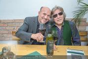 Jose Feleciano Weinpräsentation - Mariazellerhof - Mo 08.02.2016 - Jose FELICIANO, Niki NEUNTEUFEL7