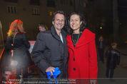 Sonny Boys Premiere - Rabenhof - Mi 10.02.2016 - Christian OXONITSCH mit Ehefrau9