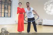 Dancing Stars Proben - Fadi Merza - ORF Zentrum - Mi 17.02.2016 - Fadi MERZA, Conny Cornelia KREUTER1