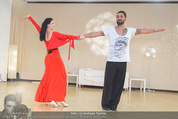 Dancing Stars Proben - Fadi Merza - ORF Zentrum - Mi 17.02.2016 - Fadi MERZA, Conny Cornelia KREUTER19