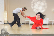 Dancing Stars Proben - Fadi Merza - ORF Zentrum - Mi 17.02.2016 - Fadi MERZA, Conny Cornelia KREUTER21