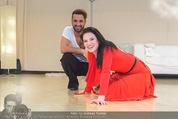 Dancing Stars Proben - Fadi Merza - ORF Zentrum - Mi 17.02.2016 - Fadi MERZA, Conny Cornelia KREUTER22