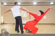 Dancing Stars Proben - Fadi Merza - ORF Zentrum - Mi 17.02.2016 - Fadi MERZA, Conny Cornelia KREUTER23