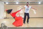 Dancing Stars Proben - Fadi Merza - ORF Zentrum - Mi 17.02.2016 - Fadi MERZA, Conny Cornelia KREUTER24
