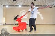 Dancing Stars Proben - Fadi Merza - ORF Zentrum - Mi 17.02.2016 - Fadi MERZA, Conny Cornelia KREUTER25