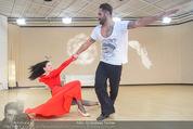 Dancing Stars Proben - Fadi Merza - ORF Zentrum - Mi 17.02.2016 - Fadi MERZA, Conny Cornelia KREUTER28