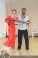 Dancing Stars Proben - Fadi Merza - ORF Zentrum - Mi 17.02.2016 - Fadi MERZA, Conny Cornelia KREUTER6