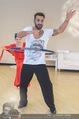 Dancing Stars Proben - Fadi Merza - ORF Zentrum - Mi 17.02.2016 - Fadi MERZA, Conny Cornelia KREUTER8