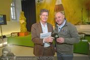 Coca-Cola life Präsentation - MQ Arena 21 - Mi 17.02.2016 - Kari Karl HOHENLOHE, Rudi ROUBINEK22