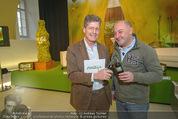 Coca-Cola life Präsentation - MQ Arena 21 - Mi 17.02.2016 - Kari Karl HOHENLOHE, Rudi ROUBINEK23