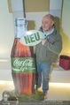 Coca-Cola life Präsentation - MQ Arena 21 - Mi 17.02.2016 - Rudi ROUBINEK24