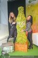 Coca-Cola life Präsentation - MQ Arena 21 - Mi 17.02.2016 - Gina ALABA, Tatjana CATIC8