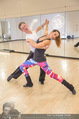 Dancing Stars Proben - Nina Hartmann - ORF Zentrum - Do 18.02.2016 - Nina HARTMANN, Paul LORENZ10