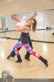 Dancing Stars Proben - Nina Hartmann - ORF Zentrum - Do 18.02.2016 - Nina HARTMANN, Paul LORENZ11