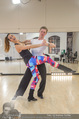 Dancing Stars Proben - Nina Hartmann - ORF Zentrum - Do 18.02.2016 - Nina HARTMANN, Paul LORENZ14
