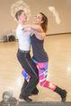 Dancing Stars Proben - Nina Hartmann - ORF Zentrum - Do 18.02.2016 - Nina HARTMANN, Paul LORENZ2