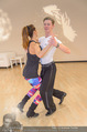 Dancing Stars Proben - Nina Hartmann - ORF Zentrum - Do 18.02.2016 - Nina HARTMANN, Paul LORENZ4