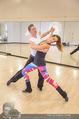 Dancing Stars Proben - Nina Hartmann - ORF Zentrum - Do 18.02.2016 - Nina HARTMANN, Paul LORENZ9
