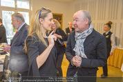 70 Jahre Unicef Pressefrühstück - Grand Hotel - Mi 24.02.2016 - Franz PRENNER, Lilian KLEBOW22