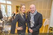 70 Jahre Unicef Pressefrühstück - Grand Hotel - Mi 24.02.2016 - Franz PRENNER, Lilian KLEBOW23