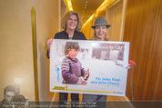 70 Jahre Unicef Pressefrühstück - Grand Hotel - Mi 24.02.2016 - Christiane HÖRBIGER, Gudrun BERGER30