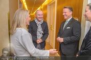 70 Jahre Unicef Pressefrühstück - Grand Hotel - Mi 24.02.2016 - Liane SEITZ, Franz PRENNER, Horst MAYER, Celine AUERSPERG36