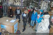 SuperFit Eisstockschießen - Rathausplatz - Mi 24.02.2016 - 16