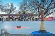 SuperFit Eisstockschießen - Rathausplatz - Mi 24.02.2016 - 19