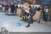 SuperFit Eisstockschießen - Rathausplatz - Mi 24.02.2016 - 22
