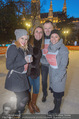 SuperFit Eisstockschießen - Rathausplatz - Mi 24.02.2016 - Missy MAY, Sylvia GRAF, Edina HRUBY, Alex LIST45