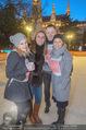 SuperFit Eisstockschießen - Rathausplatz - Mi 24.02.2016 - Missy MAY, Sylvia GRAF, Edina HRUBY, Alex LIST46