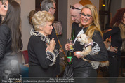 Dancer against Cancer Kalender - Andys & Mikes - Mi 24.02.2016 - Waltraud HAAS, Gary HOWARD, Kathi STEININGER mit Hund23