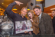 Dancer against Cancer Kalender - Andys & Mikes - Mi 24.02.2016 - Manfred BAUMANN, ZOE STRAUB mit Freund Kaspar61