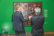 Chagall bis Malewitsch Ausstellungseröffnung - Albertina - Do 25.02.2016 - Klaus Albrecht SCHR�DER, Heinz FISCHER10