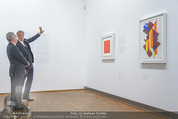 Chagall bis Malewitsch Ausstellungseröffnung - Albertina - Do 25.02.2016 - Klaus Albrecht SCHR�DER, Heinz FISCHER15
