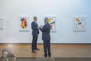 Chagall bis Malewitsch Ausstellungseröffnung - Albertina - Do 25.02.2016 - Klaus Albrecht SCHR�DER, Heinz FISCHER16