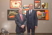 Chagall bis Malewitsch Ausstellungseröffnung - Albertina - Do 25.02.2016 - Klaus Albrecht SCHR�DER, Heinz FISCHER17