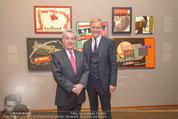 Chagall bis Malewitsch Ausstellungseröffnung - Albertina - Do 25.02.2016 - Klaus Albrecht SCHR�DER, Heinz FISCHER18