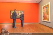 Chagall bis Malewitsch Ausstellungseröffnung - Albertina - Do 25.02.2016 - Klaus Albrecht SCHR�DER, Heinz FISCHER19