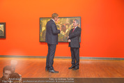Chagall bis Malewitsch Ausstellungseröffnung - Albertina - Do 25.02.2016 - Klaus Albrecht SCHR�DER, Heinz FISCHER20