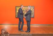 Chagall bis Malewitsch Ausstellungseröffnung - Albertina - Do 25.02.2016 - Klaus Albrecht SCHR�DER, Heinz FISCHER21