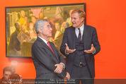 Chagall bis Malewitsch Ausstellungseröffnung - Albertina - Do 25.02.2016 - Klaus Albrecht SCHR�DER, Heinz FISCHER22