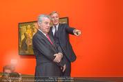 Chagall bis Malewitsch Ausstellungseröffnung - Albertina - Do 25.02.2016 - Klaus Albrecht SCHR�DER, Heinz FISCHER23